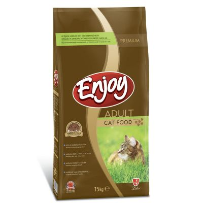 ENJOY - ENJOY ADULT CAT EKO 15 KG