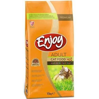ENJOY - ENJOY CAT MULTI COLOR 15 KG
