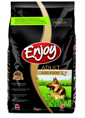 ENJOY - ENJOY DOG CHICKEN 3 KG