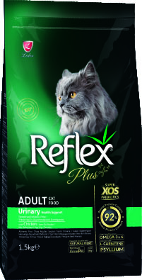 REFLEX PLUS - REFLEX PLUS CAT URİNERY 1,5 KG